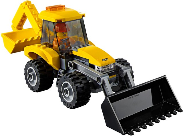 60098 LEGO City Heavy-Haul Train