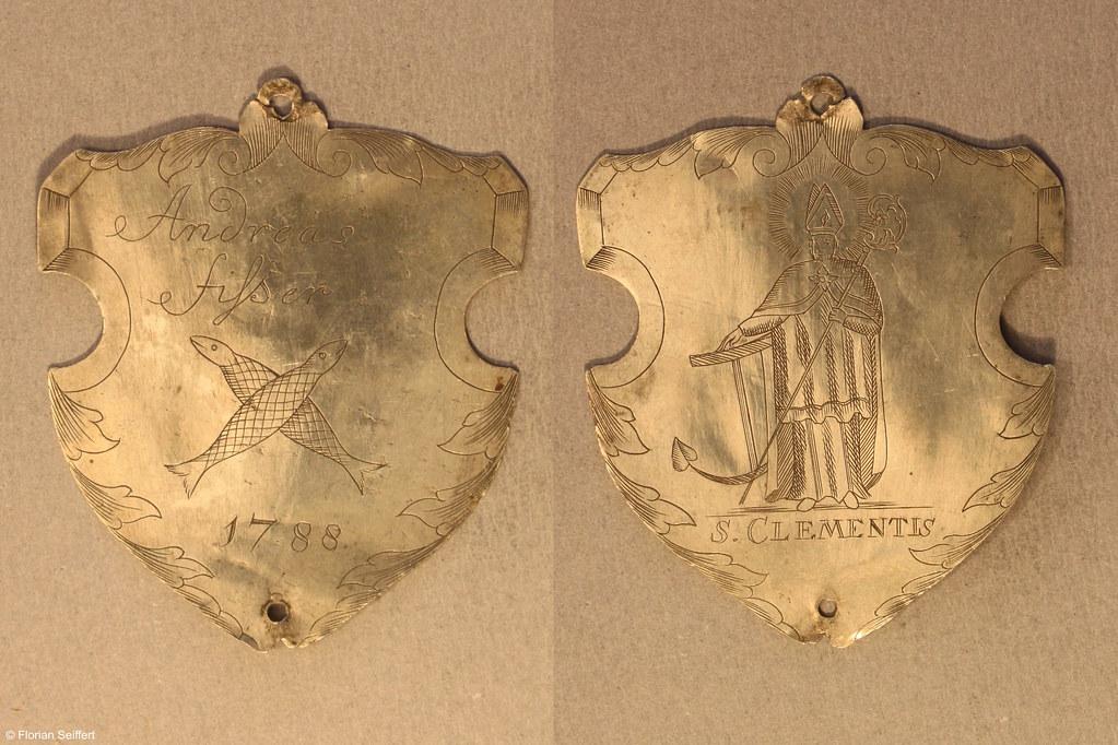 Koenigsschild Flittard von fisser andreas aus dem Jahr 1788
