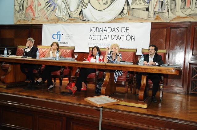 IV JORNADAS DE ACTUALIZACIÓN DEL PODER JUDICIAL DE LA CABA (2012)