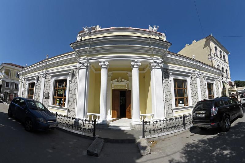 """Yalta, Speniarovs"""" house, 2016.06.22 (03)"""