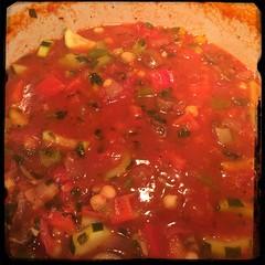 #homemade #Primavera #CucinaDelloZio - simmer and boil pasta