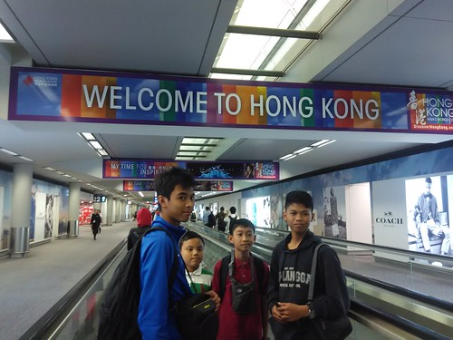Hong Kong 2015 welcome