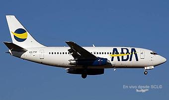 AeroDesierto B737-200 CC-CVI (R.Vildósola)