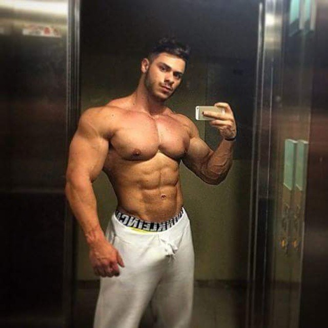 Big Pecs Join My Muscle Army! Http://www.addictedtomuscles