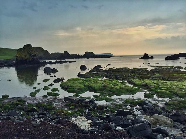 Islas del Hierro de Juego de Tronos (Ballintoy, Irlanda del Norte)