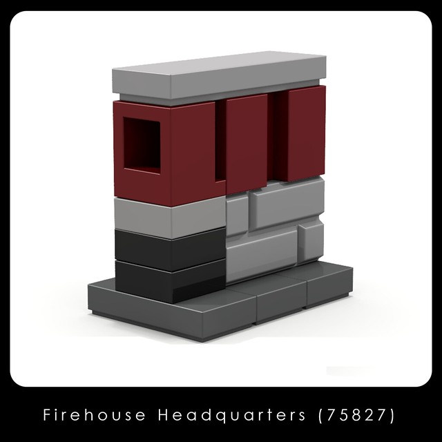 LEGO Brand Store - Ghostbusters Firehouse Headquarters 75827
