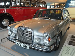 Stuttgart 2005 May Mercedes Benz Museum