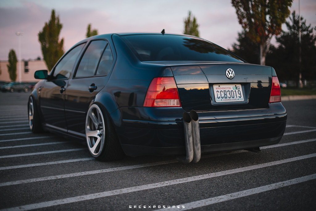 Static Mk4 Jetta Lady Owned Lip To Fender Grc Photos
