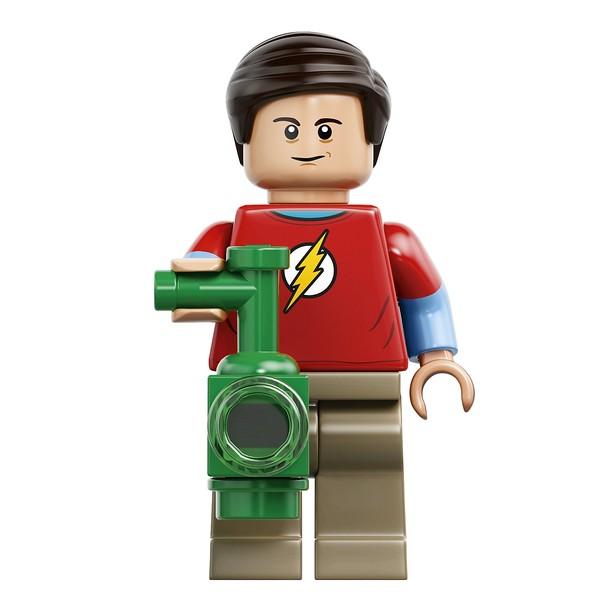 LEGO Big Bang Theory - Sheldon Cooper
