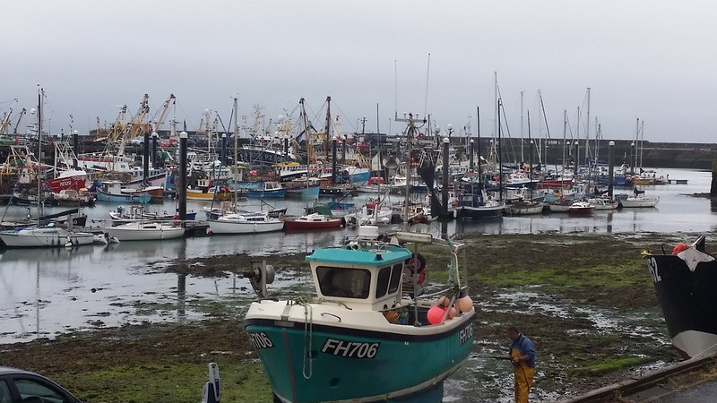 Newlyn fishing fleet #SWCP #sh