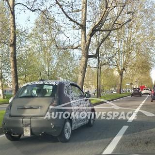 Fiat 500 MY2015