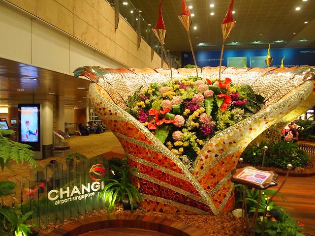 P4199479 チャンギ空港 シンガポール singapore