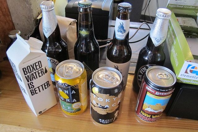 Ernest Coffee Co. beers