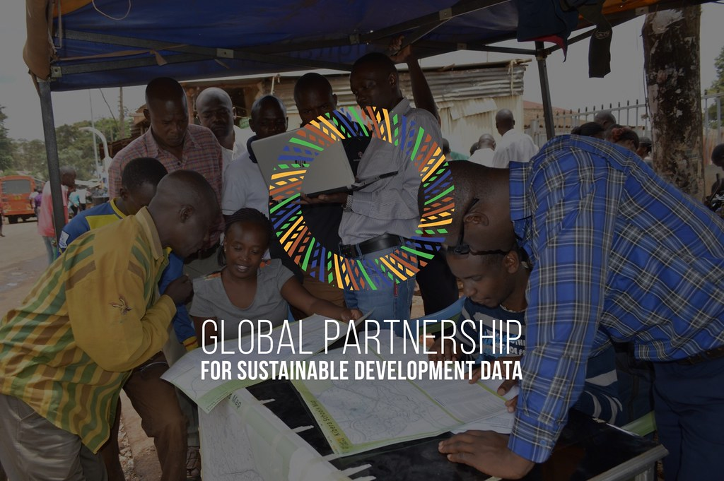 Global partnership for sustainable data
