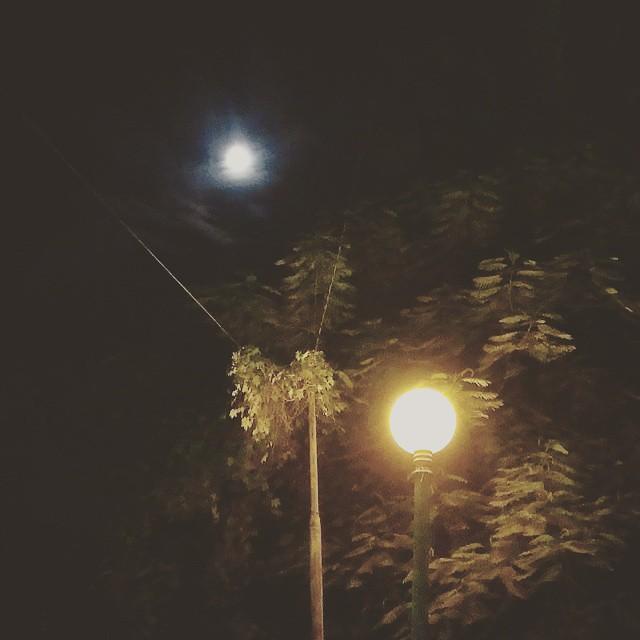 Studio Lighting Vs Natural Light: Natural Light Vs Artificial Light #light #lamp #moon #nigh