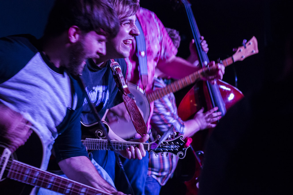 Bud Heavy and The High Lifes at Duffy's Tavern | May 16, 2015