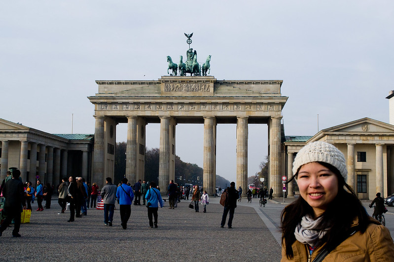 Adelina in Berlin in 2011
