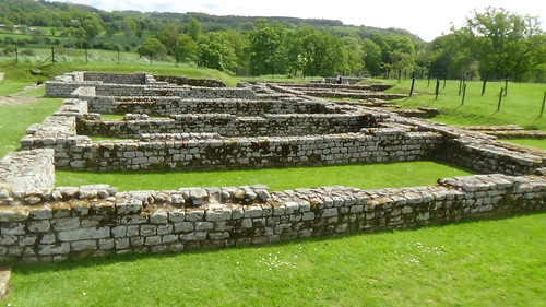 Chesters Roman Fort May 15 (8)
