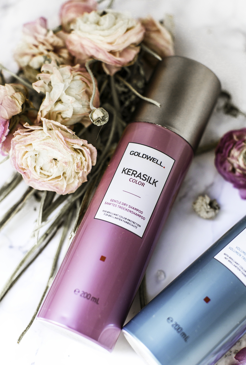 Goldwell Kerasilk Dry Shampoo Color