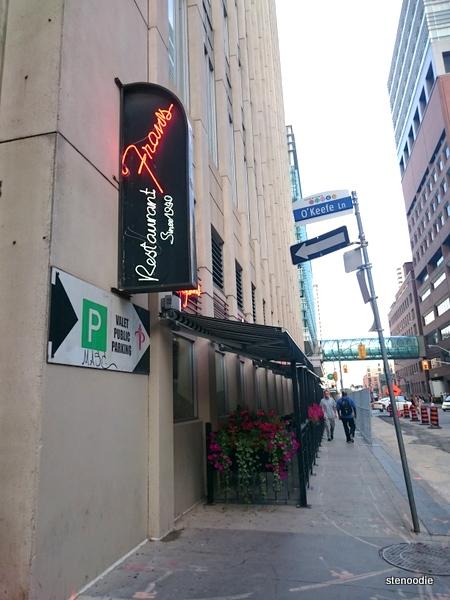 Fran's Restaurant exterior