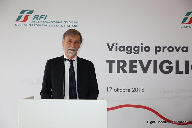 Graziano DelRio Ministro Trasporti e Infrastrutture