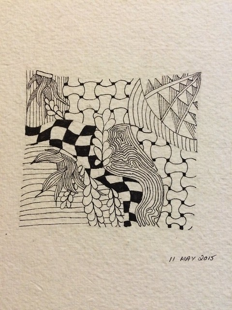 Zentangle Inspired Art 4