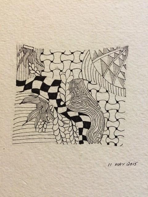 Zentangle Inspired Art 4