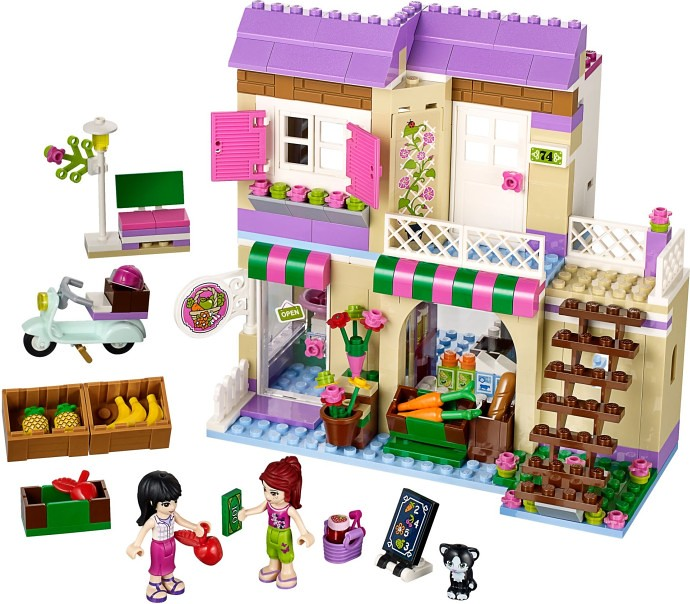lego friends 2015 arrivano le pop star giocovisione. Black Bedroom Furniture Sets. Home Design Ideas