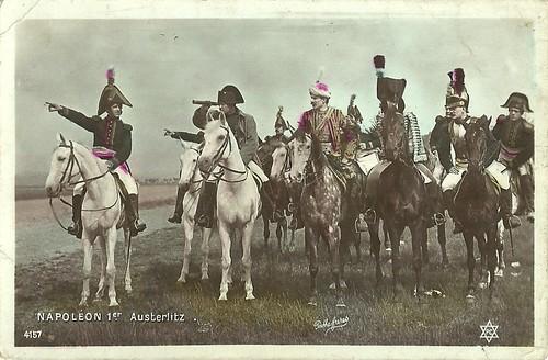 Napoléon 1er. Austerlitz