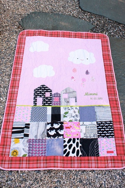 Little Mrs M's quilt
