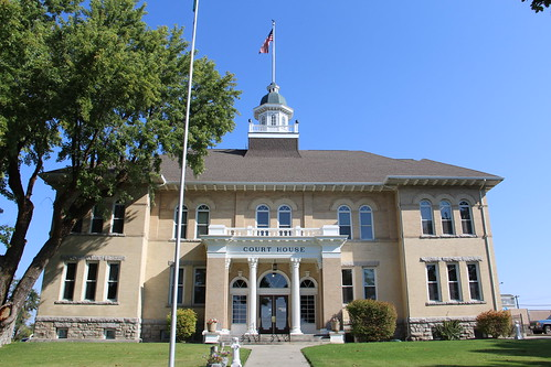 Lincoln County Courthouse (Davenport, Washington)
