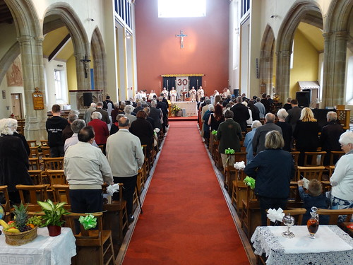 150529 - Mass 30 years Institute of Saint Anselm Cliftonville