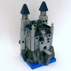 Bluewater Castle by Halhi141