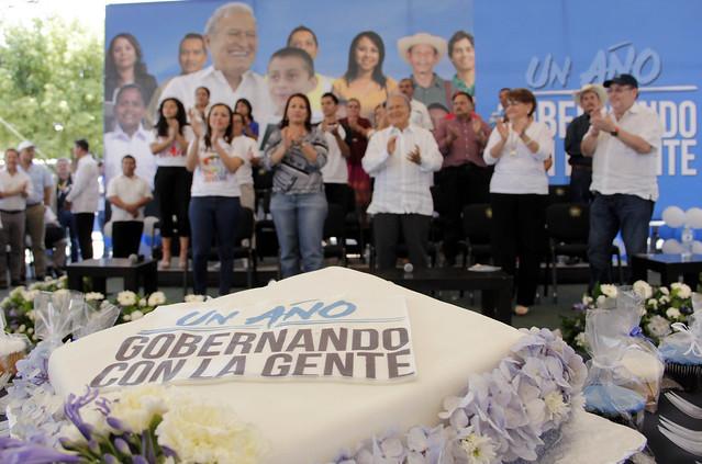 Festival de Buen Vivir y Gobernando con la Gente, San Juan Opico