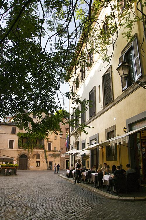 Piazza Margana Rome