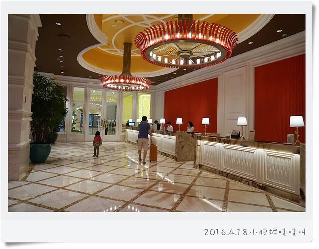 【台中The Lin林酒店】新的就是舒服啊!!(上)