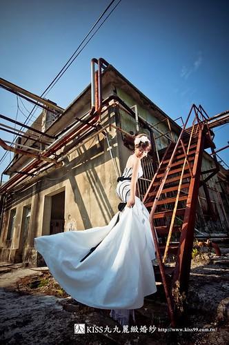 高雄推薦婚紗攝影-高雄kiss99麗緻婚紗告訴大家2015春季婚紗的流行趨勢new (3)