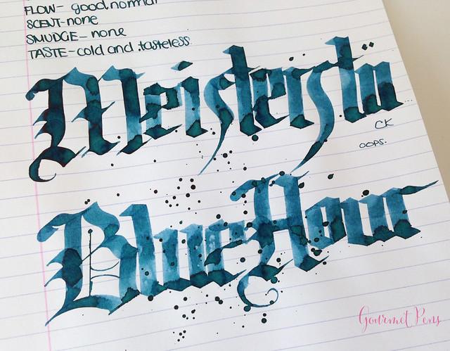 Ink Shot Review Montblanc Meisterstuck Blue Hour Twilight Blue (9)