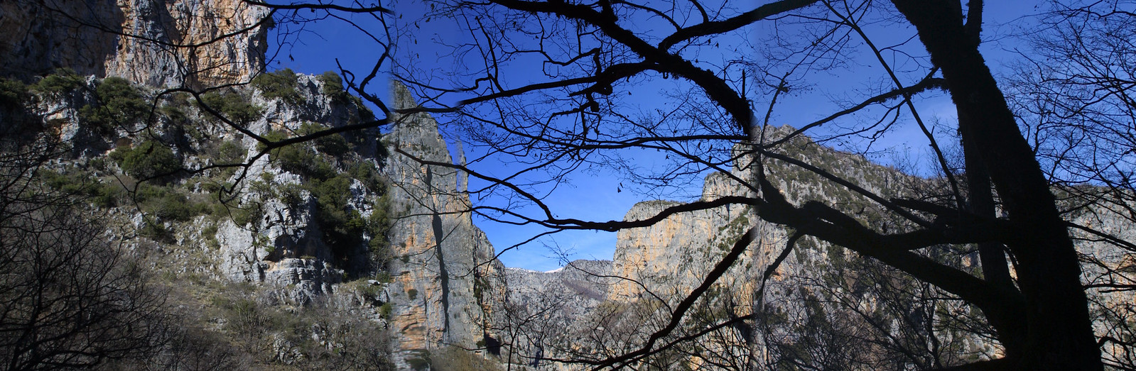 Vikos Gorge, North of Ioannina, Greece