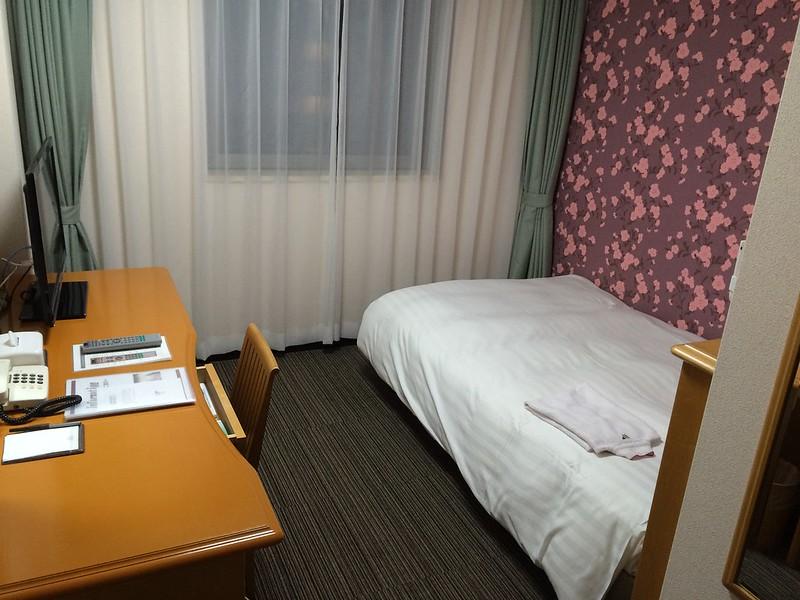 ホテルウィングインターナショナル苫小牧 客室