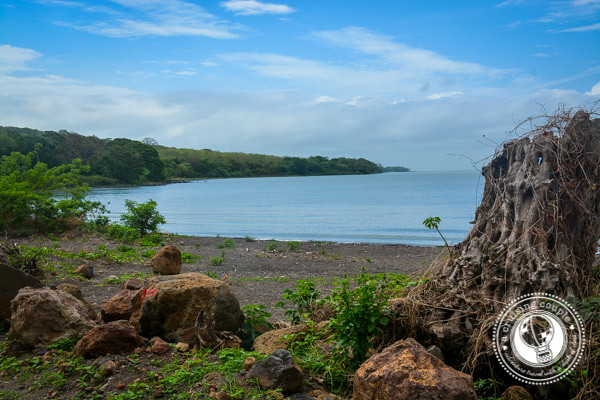 Isla Ometepe Secluded Beach