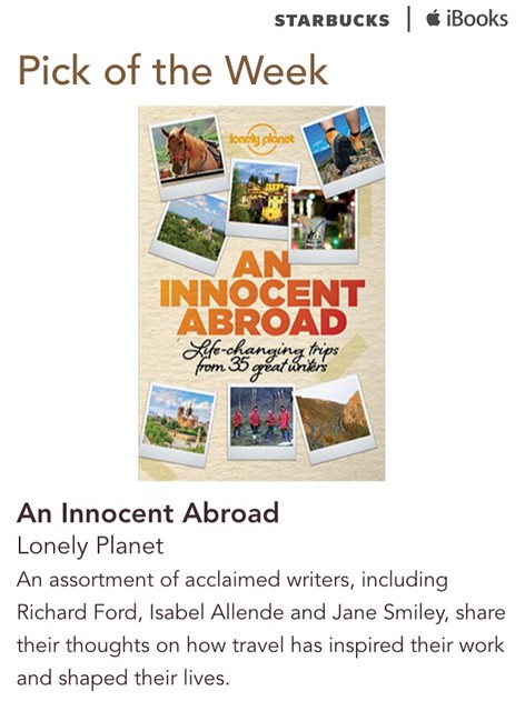 Starbucks iTunes Pick of the Week - Lonely Planet - An Innocent Abroad