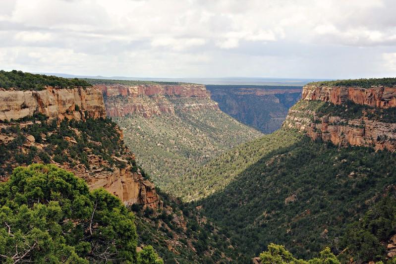Mesa Verde kanjoni
