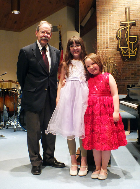 Mr. Palmer, Julia and Lucy