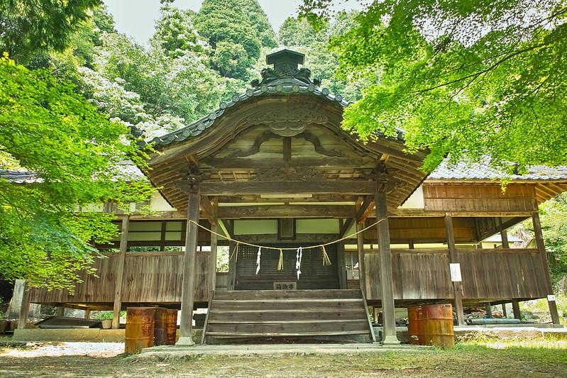 穴門山神社(倉敷市真備町)11