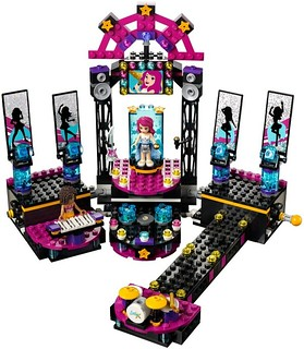 LEGO Friends 2015: 41105 - Pop Star Show Stage