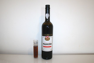 06 - Zutat Madeira (Likörwein) / Ingredient madeira wine