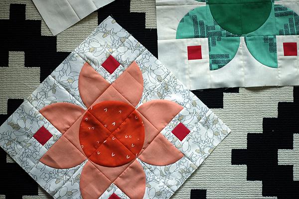 Lotus blocks