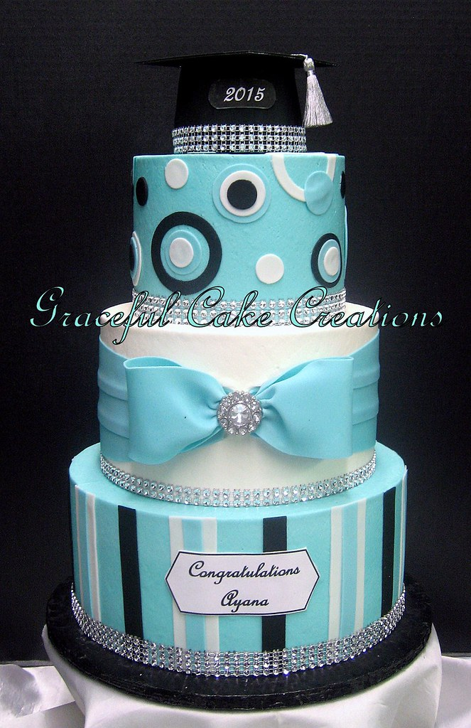 Turquoise Wedding Cakes Pictures