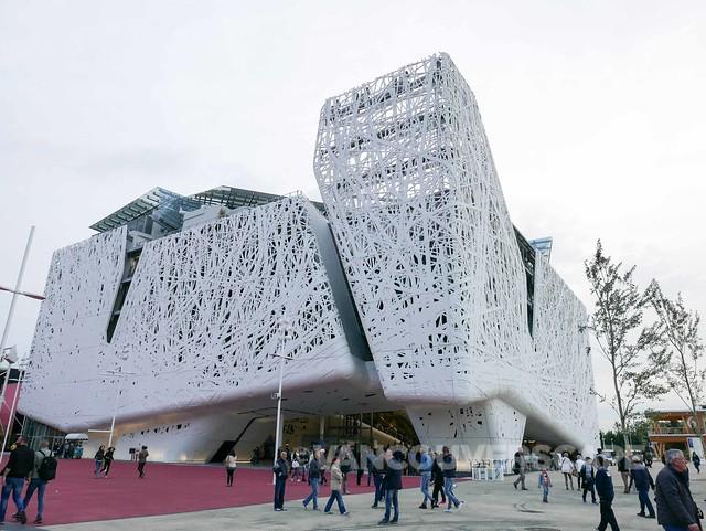 Milan Expo: Italy pavilion